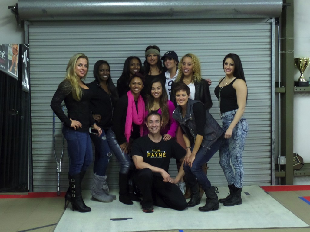Group pic - Left-Right - Back row - Polina, Natoshia, Kristal, Raechel, Elizabeth, Loren, Christina middle row - Alexis, Nguyet, Laura